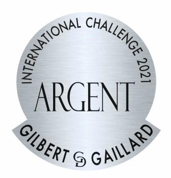 2021 - Gilbert & Gaillard – Médaille d'Argent